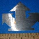 DESCENTE --- Road Tri Mountain Bike Frame Sticker Decal