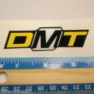 "3"" DMT Shoe Shirt  Super Ride  Bicycle Bike Mountain Road Tri STICKER DECAL"