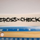 "ONE - 3.75"" SURLY CROSS CHECK MOUNTAIN Road BIKE MTB BICYCLE FRAME STICKER DECAL"