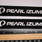 "TWO - 5"" PEARL IZUMI Bicycle Sticker (Mountain, Road, Tri, Frame Bike Decal)"