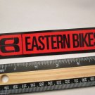 """5.5"""" EASTERN BMX RED Bike Road MTB Race TRAIL Ride Frame Bicycle DECAL STICKER"""