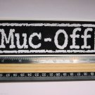 "6.5"" MUC OFF Lube Ride Bicycle Sticker (Road Tri Mountain Frame Bike Decal)"