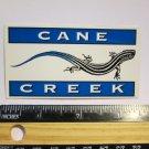 "3.5"" CANE CREEK Mountain Bike Bicycle Frame Car MTB Truck Rack DECAL STICKER ma1"