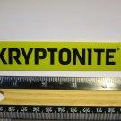 "4.5"" KRYPTONITE Mountain Bike Bicycle Frame Car MTB Truck Rack DECAL STICKER ma1"