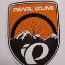 "4"" PEARL IZUMI Bicycle Sticker (Mountain, Road, Frame Race Car Bike Decal RBZ"