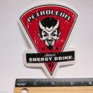 "4"" PEARL IZUMI SATAN GAS Bicycle Sticker (Mountain, Road, Frame Bike Decal) rbz"