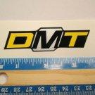 "3"" DMT Shoe Shirt  Super Ride  Bicycle Bike Mountain Road Tri STICKER DECAL rbz"