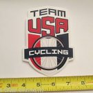 """ONE - 5"""" USA CYCLING Lance  Bike Mountain Bicycle Ride STICKER DECAL (RBRC)"""