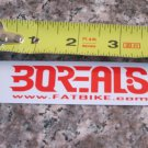 Turnagain Borealis FAT BIKE Bike Bicycle Road Tri Mountain STICKER DECAL (A13)
