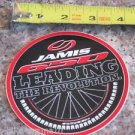 JAMIS Black/Red Bike Bicycle Road Tri Mountain STICKER DECAL (A13)