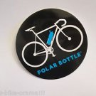 """ONE - 3"""" POLAR BOTTLE Bike Mountain Bicycle Ride STICKER DECAL (RBRC)"""