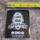 LOVE YOUR TRAIL IMBA International Bike Bicycle Mountain -  STICKER DECAL (A13)