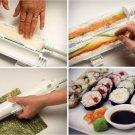 Sushi Roller Kit Sushezi Chef Bakooka Maker Mold Tool Rice Mould Cooking