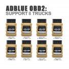 Adblue Emulator OBD2 Diesel Trucks Heavy Duty Truck Diagnostic Scanner OBDII New