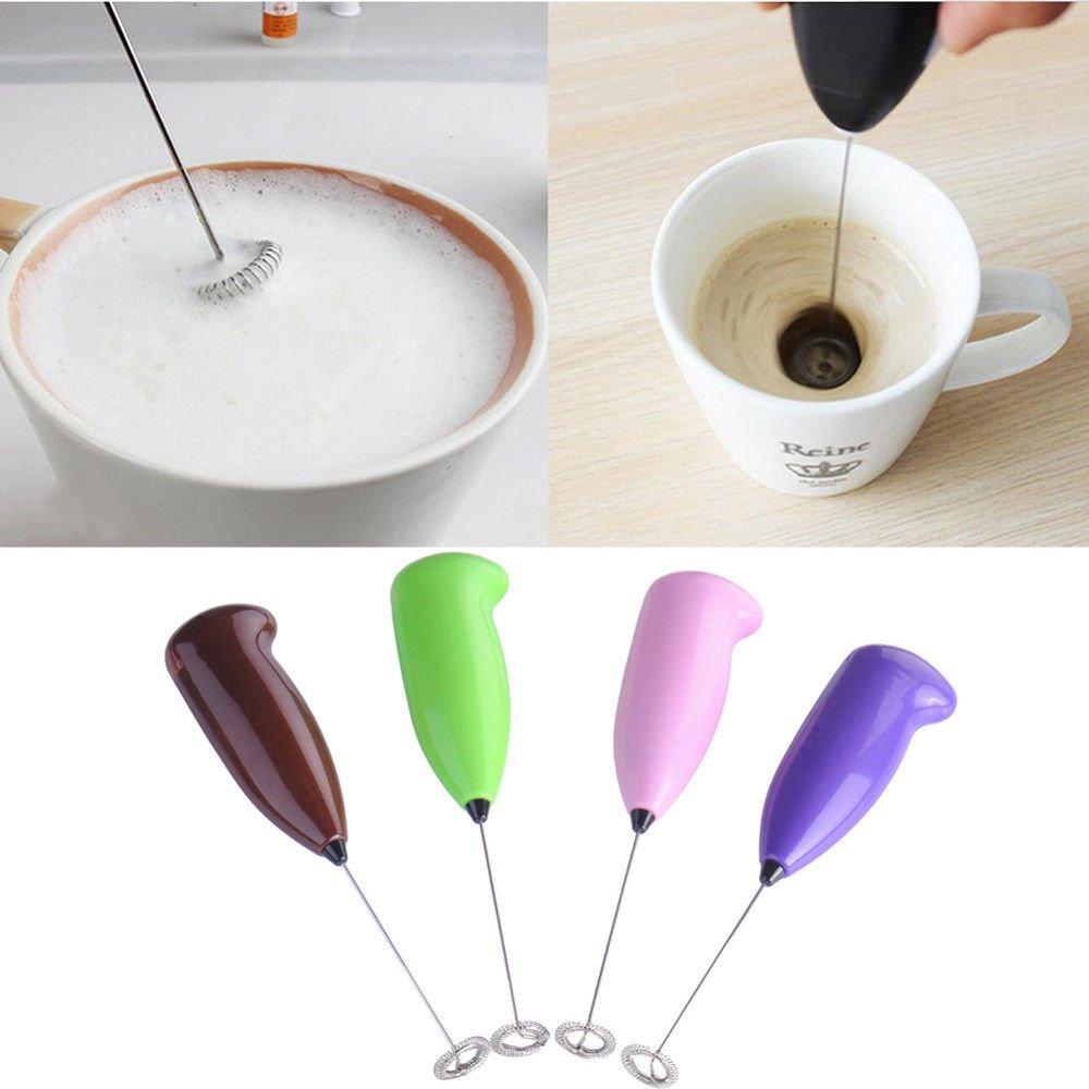 Mini Stainless Hand Mixer Blender Egg Beater Stirrer Cream Kitchen Tool Robot