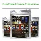 Hair Sevich Building Fibers Thickening Loss Solution Refill Keratin 100g 3.25oz
