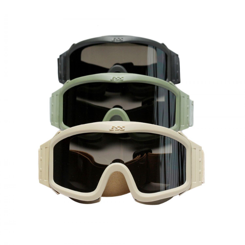 Goggles Outdoor Windproof Snowboard Skiing Eyewear ESS Men Tactical Glasses Snow