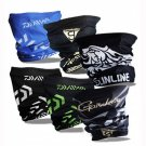 Daiwa Fishing Magic Scarf Neck Face Mask Wind Proof Sunscreen Seamless Outdoor