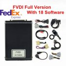 FVDI Full Version ABRITES Commander Newest 18 Software Diagnostic Scanner Tool