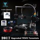 3D Printer Extruder Stratasys TEVO Tarantula I3 Aluminium Classic Print 2017 New