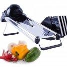 Professional Slicer Blade 5 Grade Stainless Steel Mandoline V Vegetable Cutter