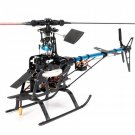 Helicopter XFX Trex 450 V2 6CH RC Flight Toy Model Electric Brushless Motor New