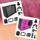 4K WiFi Sport DV Action Camera 1080P DVR Cam Camcorder Waterproof Pro 11pcs New