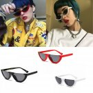 Trendy Half Frame Sunglasses Style Eye Women Rimless 2018 Fashion Glasses lady