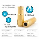 Laser Cartridge For Dry Fire Training Laser Ammo Bullet Shooting Simulation 9mm