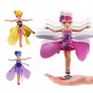 Flying Fairy Dolls Infrared For Girls Induction Control Fly Angel Christmas Gift