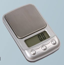 4 Function Digital Scale 500G max