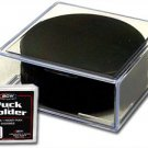 BCW - 2pc Square Hockey Puck Holder (Qty = 2 Puck Holders)