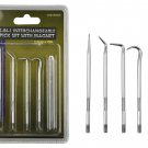 5 in 1 Interchangeable Pick Set