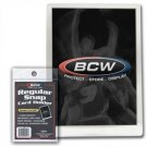 BCW Regular Snap 20 Point Card Holder (Qty = 10 Holders)