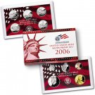 2006-S Silver Proof set - Statehood Quarters and all in original Mint packaging