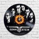 Rammstein wall clock