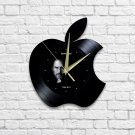 Apple (Steve Jobs) wall clock
