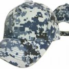 Blank NWU Camo Cap - Navy Working Uniform Camo