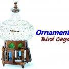 UNIQUE ORNAMENTAL BIRD CAGE