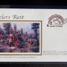 Scott# 3856 Lewis & Clark Special Cover. Lolo, MT Sept 9, 2005 Postmark