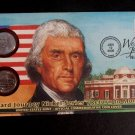LEWIS & CLARK 2006 P 2006 D Monticello Nickels SEALED SET w/ FDC from US MINT