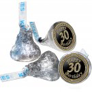 30th Birthday Party Supplies Hershey Kisses Kiss Labels Stickers for Party Favor