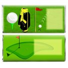 Golf Birthday Retirement Party Candy Bar Wrappers Party Favors Wrappers