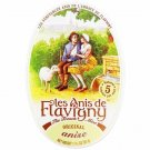 Les Anis de Flavigny Candy Original Anise, 1.75 oz Oval Tin From France