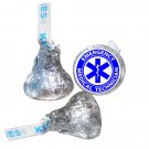 108 EMT Appreciation Party Supplies Hershey Kiss Labels Stickers Party Favors