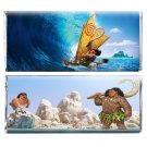 12 Moana Birthday Party Supplies Candy Bar Wrappers Personalized Party Favors #2