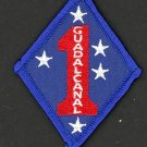 "USMC 1ST BATTALION 1ST MARINES REGIMENT 1ST DIVISION PATCH NEW 2"" IRON ON"
