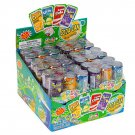 72 Count Kidsmania Soda Can Fizzy Candy 4 Flavors Party Favors & Gift Bags