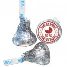 108 Baby on Board Hershey Kiss Labels Stickers Party Favors, Gift Bags New Mom