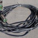 30' ta3f Mini XLR Female to XLR Male Microphone Audio Cable